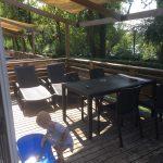 Glamping mit kleinen Kindern: Urlaub mit Eurocamp am Gardasee