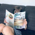 Die Kinderzeitung nanu!?: Als Abo das perfekte Geschenk zur Einschulung